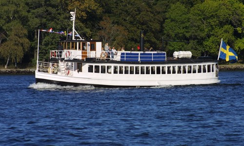 Classic Yacht Charter Sweden