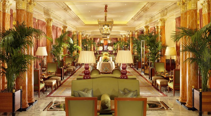 The Dorchester - Lyx i London