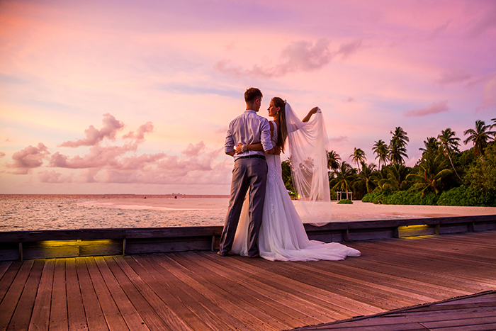 Wedding-maldives