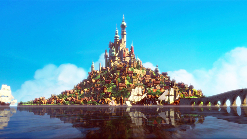 7. Tangled_Kingdom_Disney